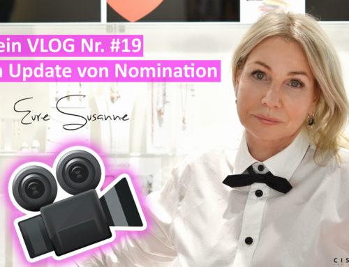 Mein 19. VLOG… Ein Update von Nomination