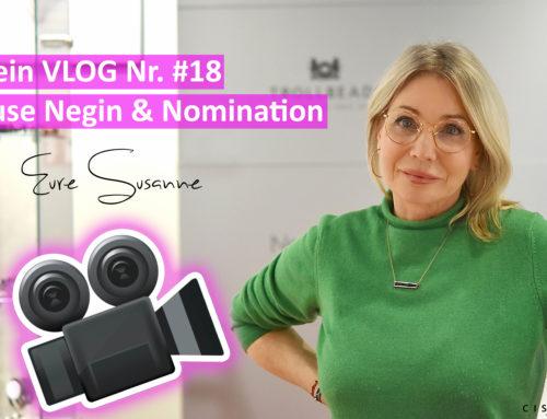 Mein 18. VLOG… Die neue Cluse Negin und dazu Armbänder von Nomination!